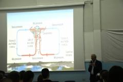 CONFERENZA CAMBIAMENTI CLIMATICI LICEO ALBERTI 05 MAGGIO 2019