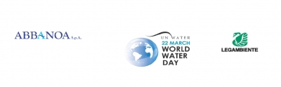 Logji Legambiente , Abbanoa, world water day